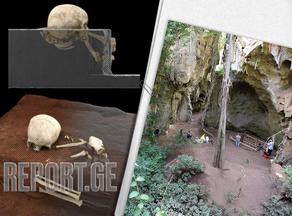 აფრიკაში უძველესი საფლავი აღმოაჩინეს - PHOTO