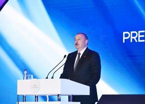 Ilham Aliyev: TANAP - the project of international brotherhood