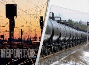 Грузоперевозки по азербайджанскому сегменту TRACECA увеличились на 3%