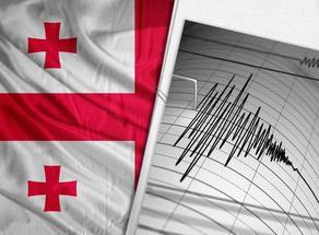 Small earthquake shakes Georgia