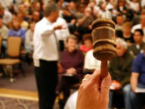 Results of treasury obligations and liabilities auction