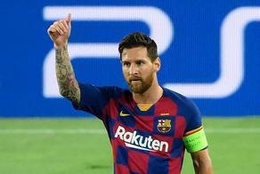 Messi matches Pelé as highest goalscorer for a single club