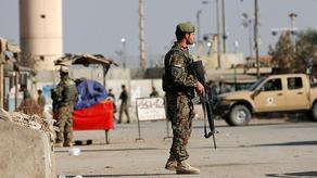 Один человек погиб при взрыве у авиабазы НАТО в Афганистане