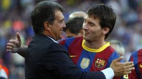 Joan Laporta becomes President of Barcelona
