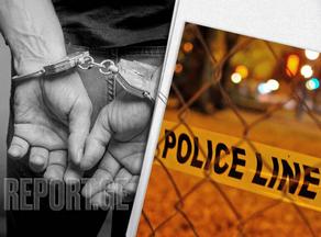 Accused of wounding at Tsitsinatela Park arrested