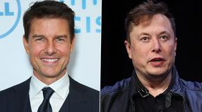 Tom Cruise and Elon Musk to shoot film in space