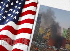 Nashville explosion: Huge blast rocks major US city