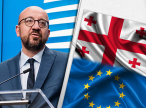 Excellent discussion held on intensification of EU-Georgia relations, according to Michel