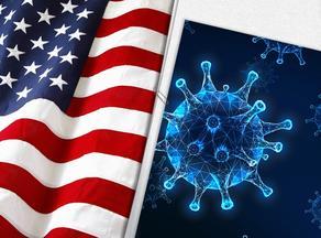 В США выявлено рекордное количество новых случаев COVID-19