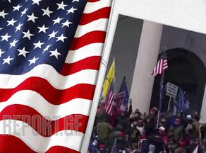 Pro-Donald Trump protesters storm US Capitol
