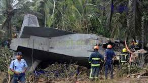 თვითმფრინავის კატასტროფას 4 ადამიანი შეეწირა