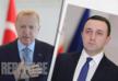 Гарибашвили сказал Эрдогану, что Грузия готова играть миротворческую роль в регионе
