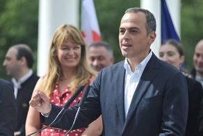 Levan Varshalomidze is returning to Georgia