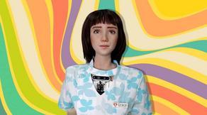 Создатели робота Софии представили медсестру Грейс