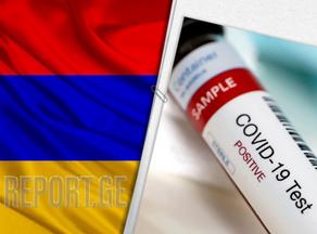 1 174 new cases of COVID-19 in Armenia