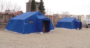 მარნეულში 100 პაციენტზე გათვლილი საველე ჰოსპიტალი მოეწყო - VIDEO