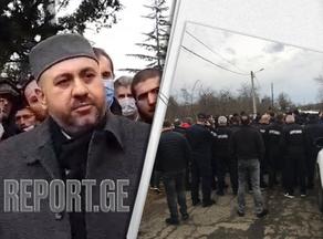 Муфтий мусульман всея Грузии призвал население к спокойствию