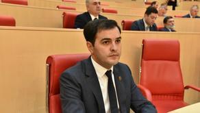 Vano Zardiashvili' s deputy mandate suspended