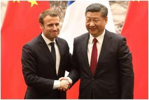 Китай и Франция подписали контракты на общую сумму 15 млрд. долларов