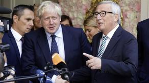 """ჟან კლოდ იუნკერი: ბრექსითს ჯერ ლონდონმა მოაწეროს ხელი, შემდეგ ბრიუსელმა და სტრასბურგმა"""""""