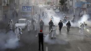 ირანში COVID-19-ით ბოლო 24 საათში 2 563 პირი დაინფიცირდა