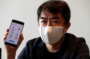 იაპონიამ მრავალფუნქციური ჭკვიანი პირბადე შექმნა