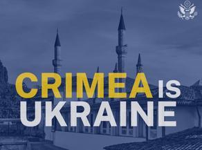 U.S. Department of State: Crimea is Ukraine