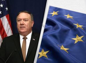 პომპეო: ახლო აღმოსავლეთის სამშვიდობო პროცესებში გადამწყვეტი როლი ევროპას ეკუთვნის