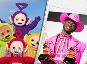 Teletubbies and Lil Nas X to cooperate