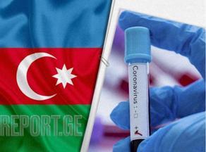 В Азербайджане за сутки коронавирусом заразились 1 734 человека