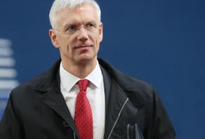 Премьер Латвии направил письмо Ираклию Гарибашвили