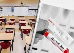 რამდენ მასწავლებელსა და მოსწავლეს დაუდასტურდა კორონავირუსი