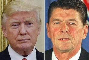 Трампа обвиняют в спекуляции на имени Рейгана