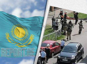 Death toll from shooting at a Kazan school rises to 11 -  Updated