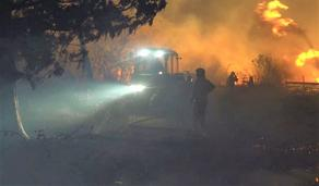 Gagra sees difficulty fighting fires