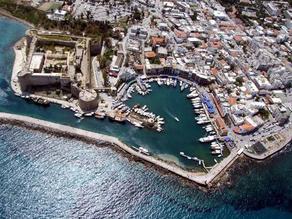 Кипр закрыл границу для иностранных туристов