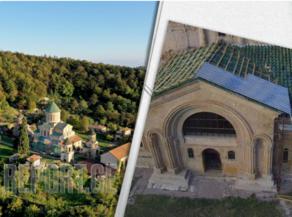 გელათის სამონასტრო კომპლექსს დამატებითი ვიზიტით იტალიელი ექსპერტი ეწვია