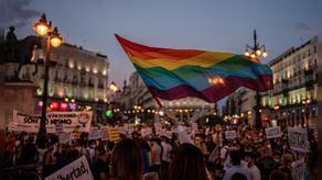В Мадриде протестуют против роста нападений на почве гомофобии