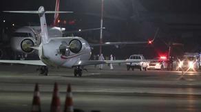 Plane from Berlin lands in Batumi