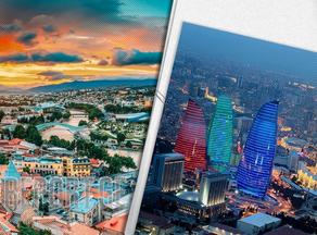 Частота регулярных рейсов между Тбилиси и Баку увеличивается