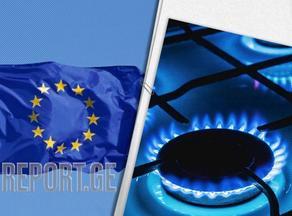 Цена на газ в Европе на рекордно высоком уровне