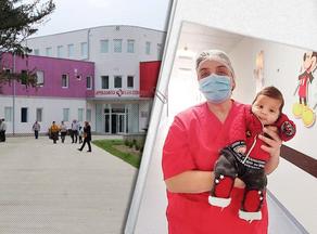 В Кутаиси от коронавируса выздоровел младенец