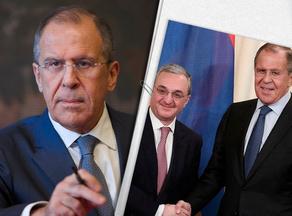 Состоялась встреча министров иностранных дел России и Армении