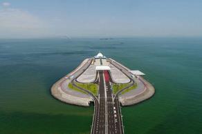 ჩინეთის ყველაზე გრძელი წყალქვეშა გვირაბი წლის ბოლოს გაიხსნება