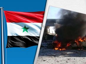 სირიაში დანაღმული ავტომობილის აფეთქების შედეგად 7 ადამიანი დაიღუპა