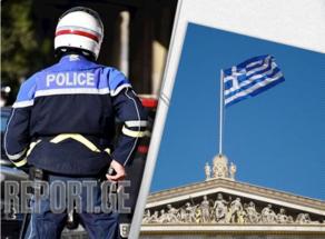 В Греции задержаны грузины