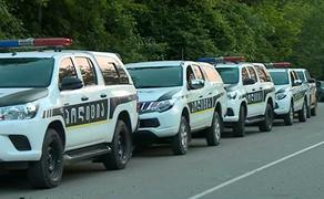 სოფელ გუმათში საპოლიციო ძალებია მობილიზებული