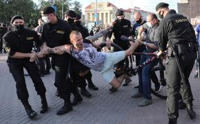 270 people arrested for pre-election picketing in Belorussia