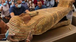 Египет готовится к Золотому параду фараонов