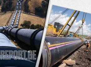 Transportation via the Baku-Tbilisi-Erzurum gas pipeline increases by 40%